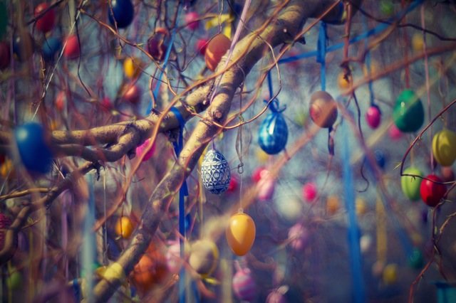 Easter is a time for rituals and family