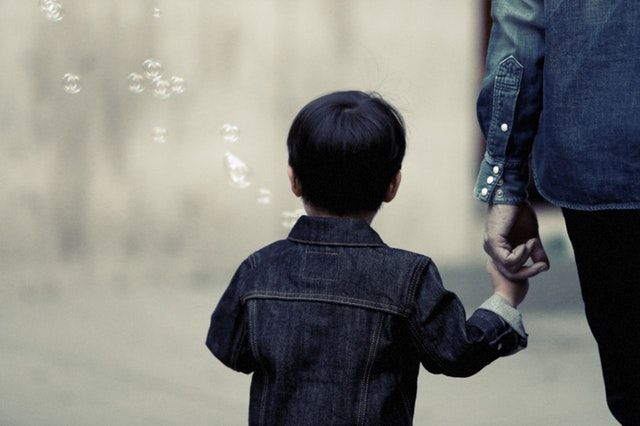 The business of raising a child (successfully co-parenting in separated families)
