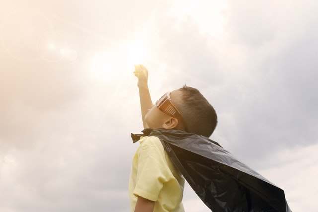 Teaching Perseverance and Persistence to Children