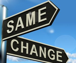 How to change unhelpful habits in your life