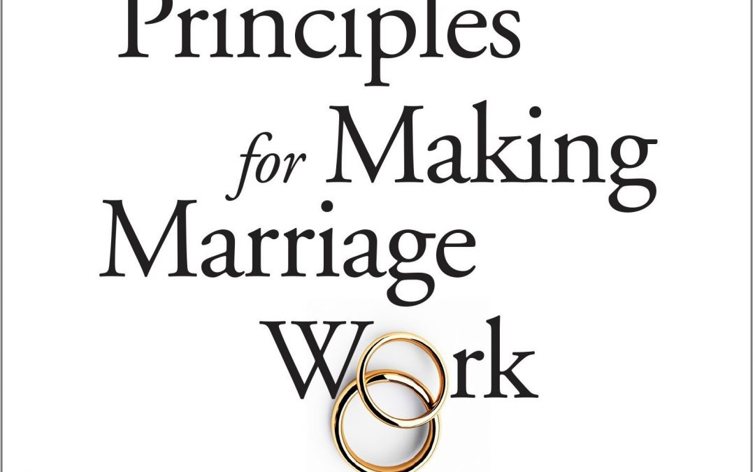 Making marriage work: The steps to a strong, healthy relationship