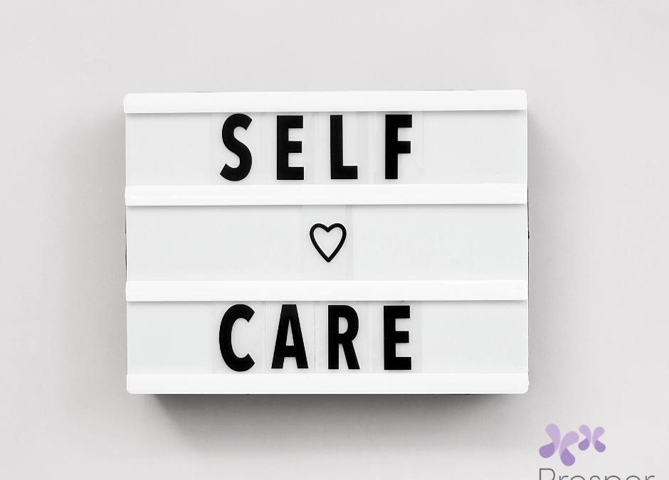 Self Care Tips from a Psychologist