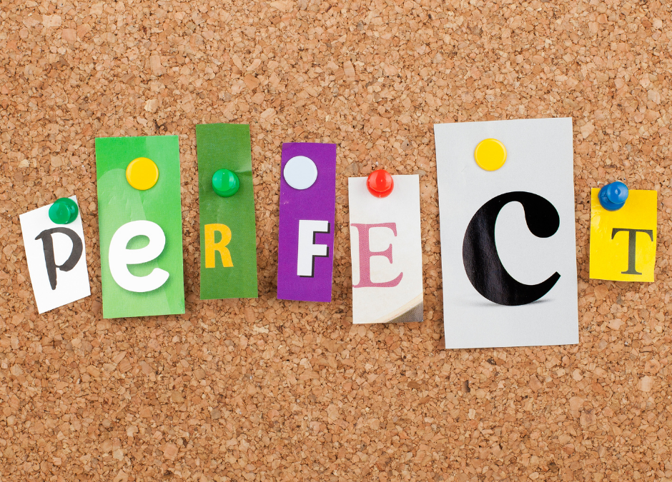 Understanding the cycle of perfectionism